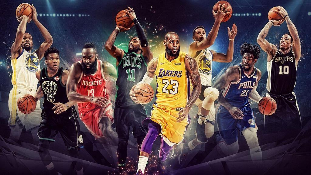 NBA Christmas Day Poster