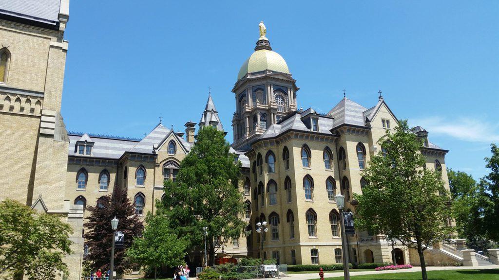 The University of Notre Dame du Lac