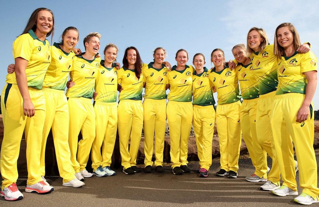 The Australian International Cricket Team