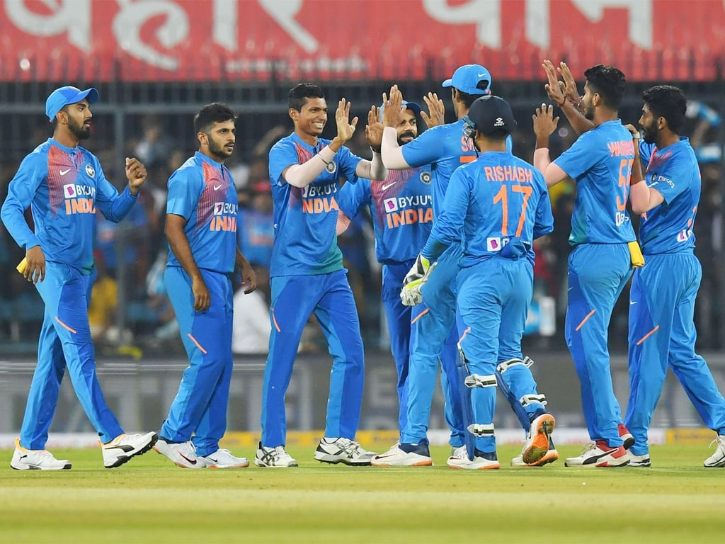 India's cricket team