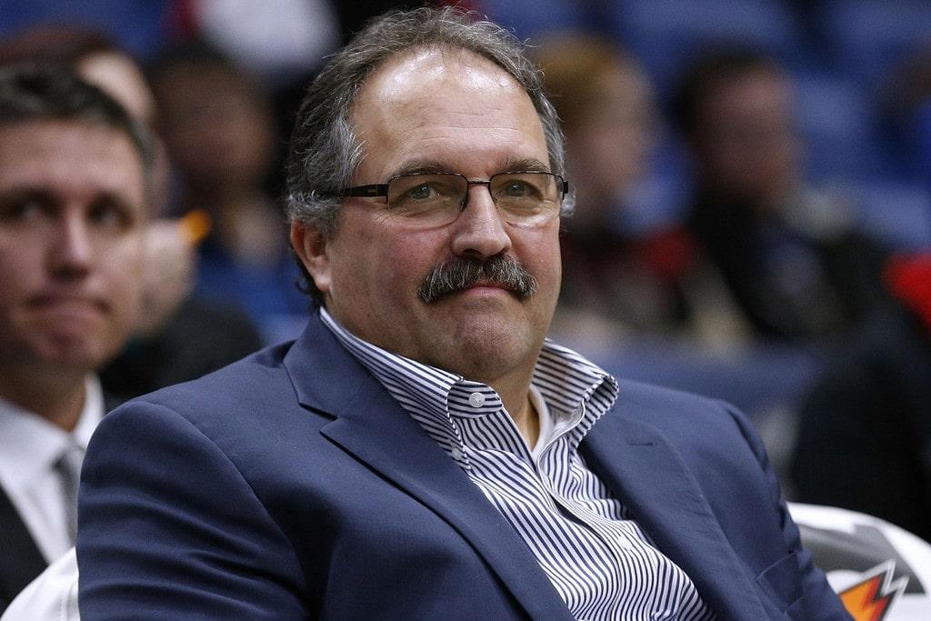 Stan Van Gundy, New Orleans Pelicans coach